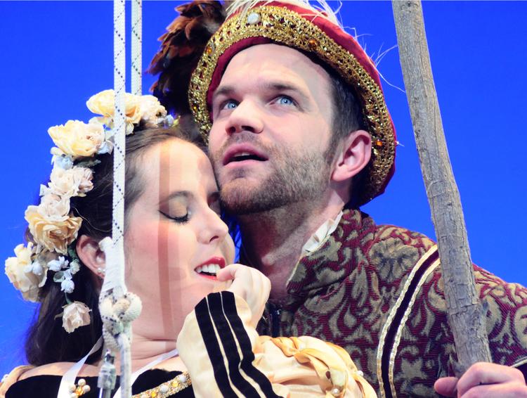 Aeneas | Dido and Aeneas