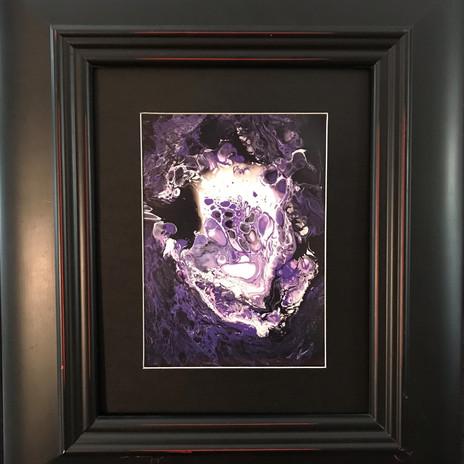 No. 1108 Amethyst Galaxy