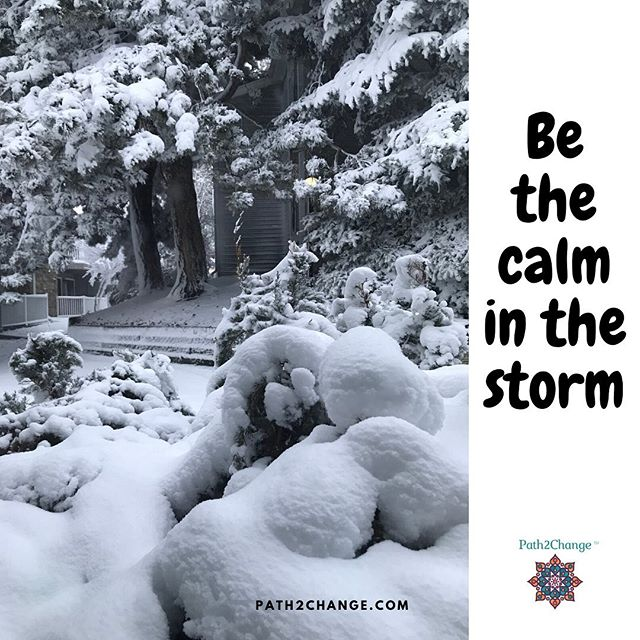 Be the Calm - Path2Change.com