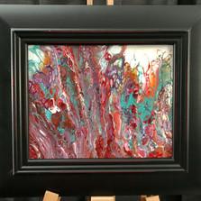 No. 1110 Color Wave 8x10 Canvas