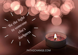 Be Light - Path2Change.com