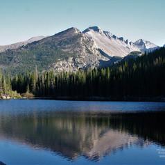No. 1456 Bear Lake - Rocky Mountain National Park