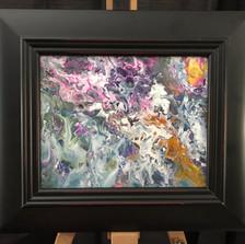 No. 1117 Light Galaxy 8x10 Canvas