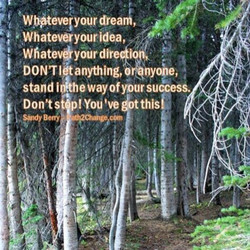 Success Dream - Path2Change.com