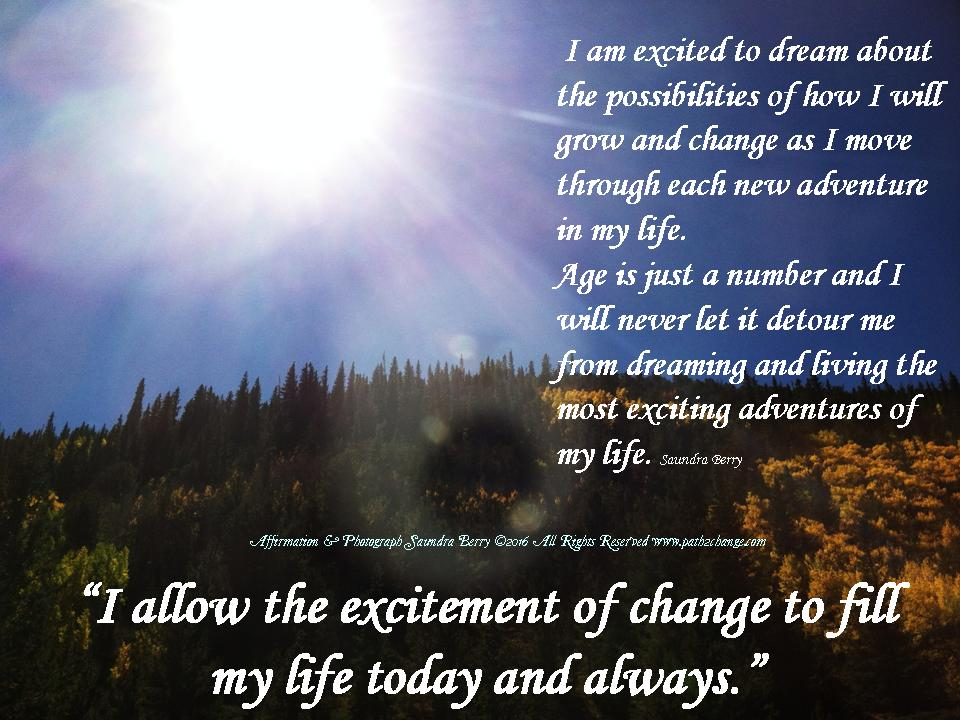 The excitement of change - SKBerry