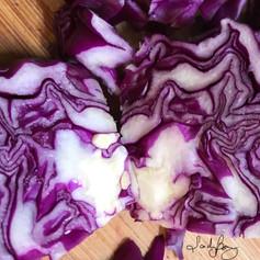 No. 1421 Purple Cabbage