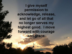 I move frwd w courage and grace