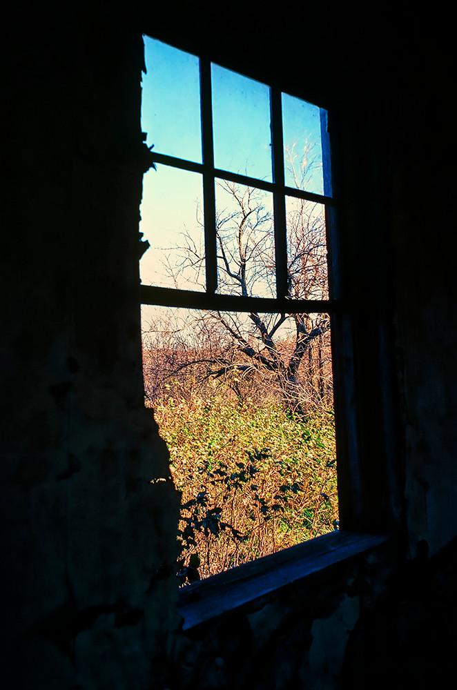 La fenêtre...
