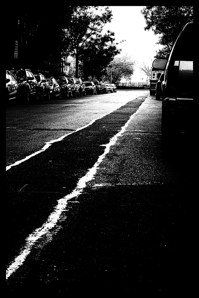 Une rue de Brooklyn