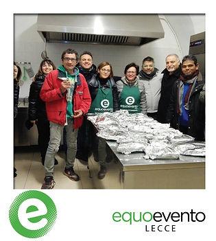 L'equipe Equoevento Lecce