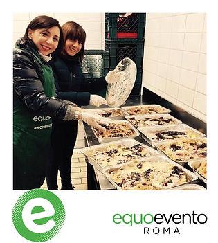 L'equipe Equoevento Roma