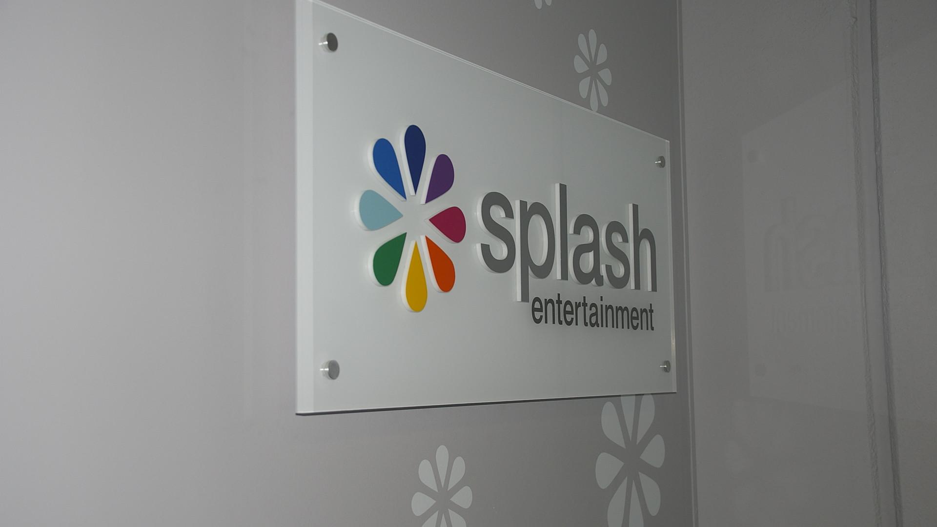 Ne Designs - Splash Entertainment