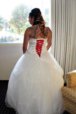 Reflecting | Alas Wedding Photograph