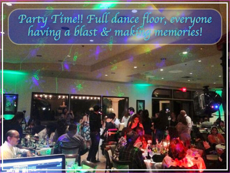 24. Party Time !! full dance floor, ever