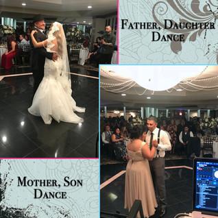 Father Daughter & Mother Son Dance   Silver Seven Entertainment