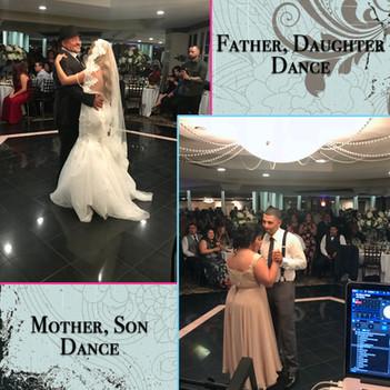Father Daughter & Mother Son Dance | Silver Seven Entertainment