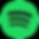 Silver Seven Ent Spotify icon