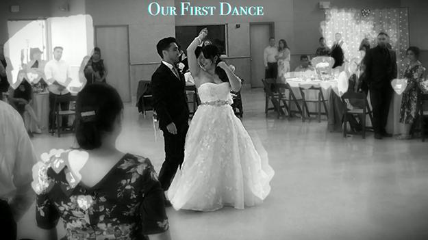 First Dance | Wedding | Buena Ventura Mission Venue | Silver Seven Entertainment