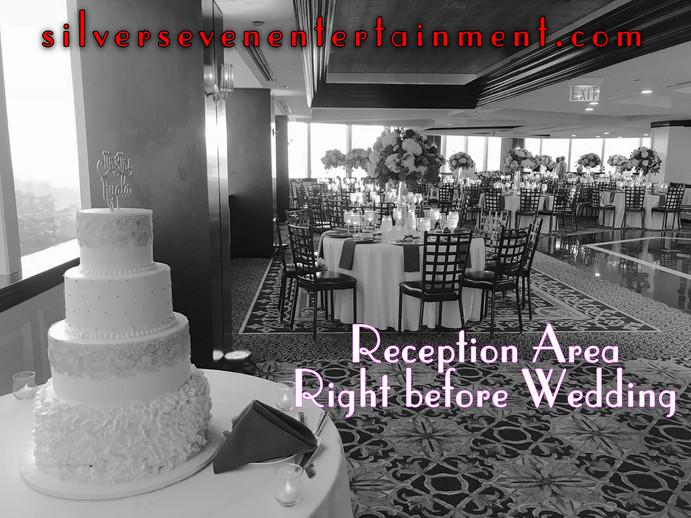 16. Cake & Reception area - Cake Cutting