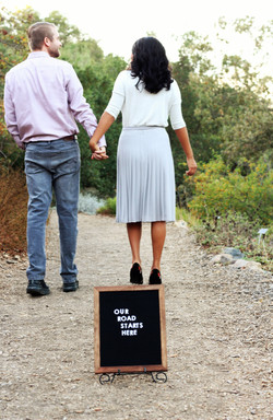 The Walk | Alas Wedding Photography
