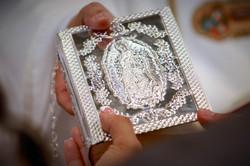 Silver Virgen Mary | Alas Wedding