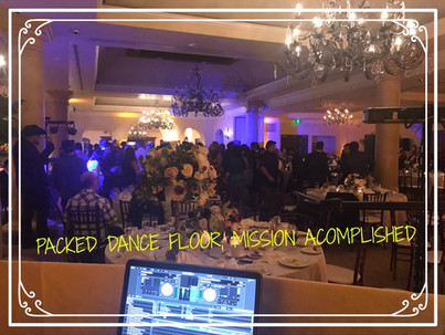 Silver Seven Ent Dj's get the party started