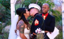 The Kiss | Alas Wedding Photography