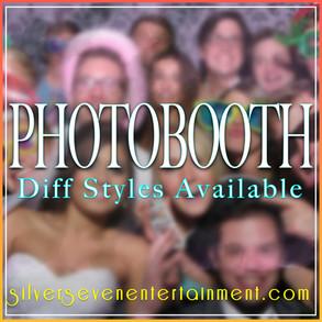 4. Photobooth for weddings & Premier eve