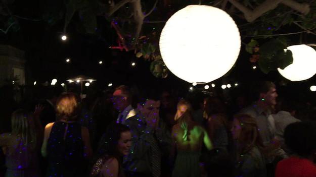 Silver Sevent Ent. Wedding @ McCormick Ranch