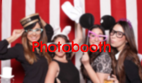 people posing for silver seven ent photobooth