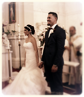 wedding couple clients of Silver Seven Ent