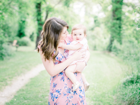 Lauren & Colby | Family Session