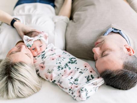 Baby Natalie | Severna Park Newborn