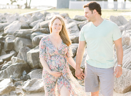 Kristy & Mike | Mcdowell Maternity