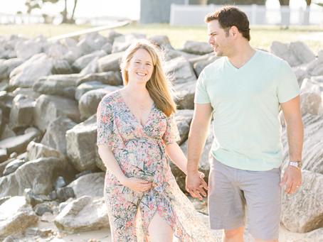 Kristy & Mike | Mcdowell Maternity