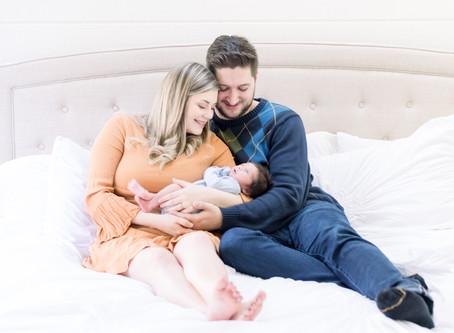 Baby Eli | Annapolis Newborn