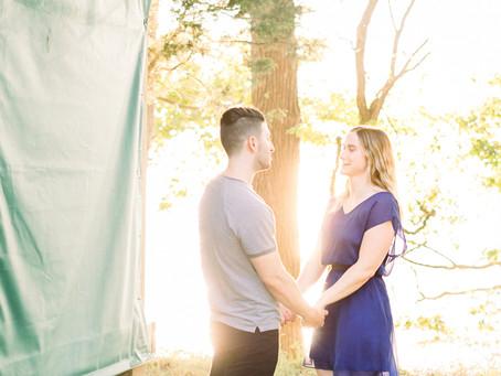 Amber + Pete | Kent Island Engagement