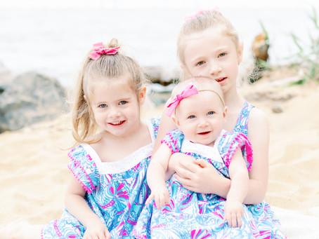 Welcome sweet Belle | Kent Island Family Session