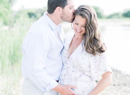Lauren + Kyle   Kent Island Maternity