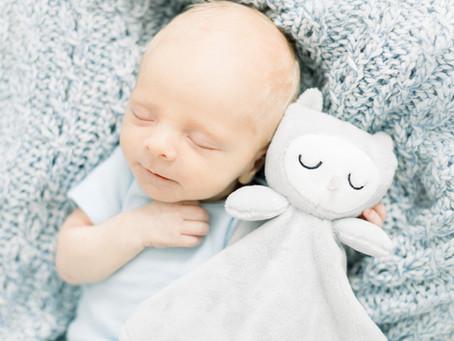 Baby Liam | Elkridge Newborn Session