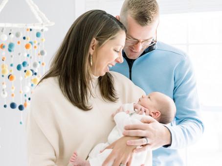 Baby Tatum | Pasadena Maryland Newborn