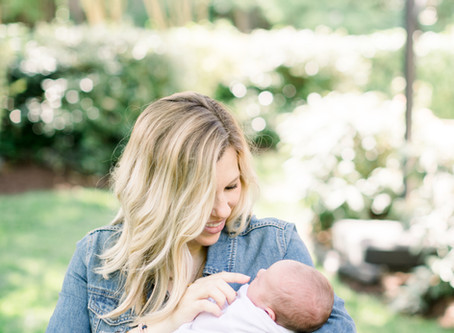 Baby Miller | Annapolis Newborn