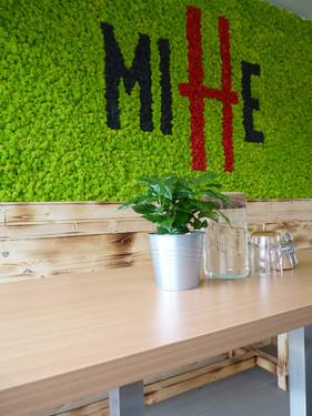 Logo MITTE v Brně, Bohunicích