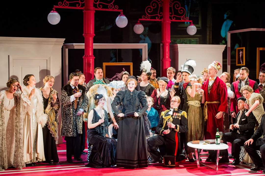 RNCM Chorus in La Vie Parisienne