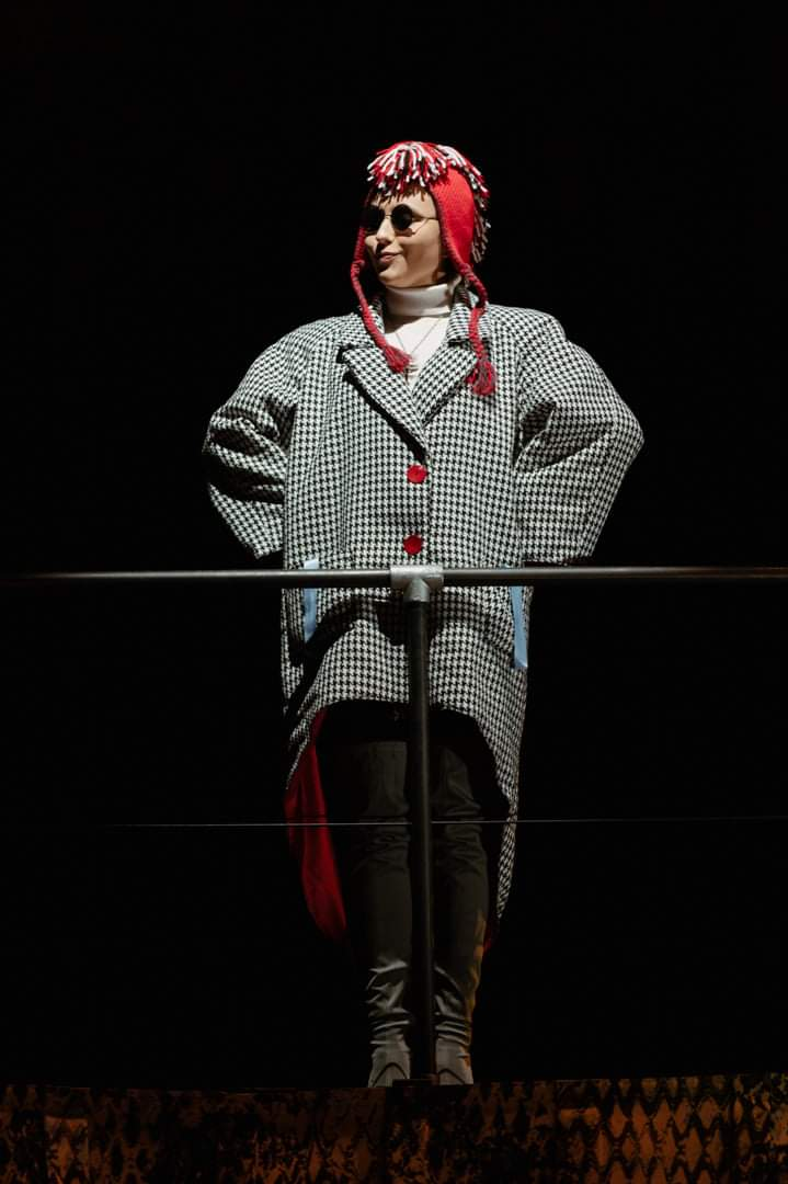 Woodpecker in The Cunning Little Vixen 2020 (RNCM)