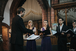 Singing with Manchester Singers