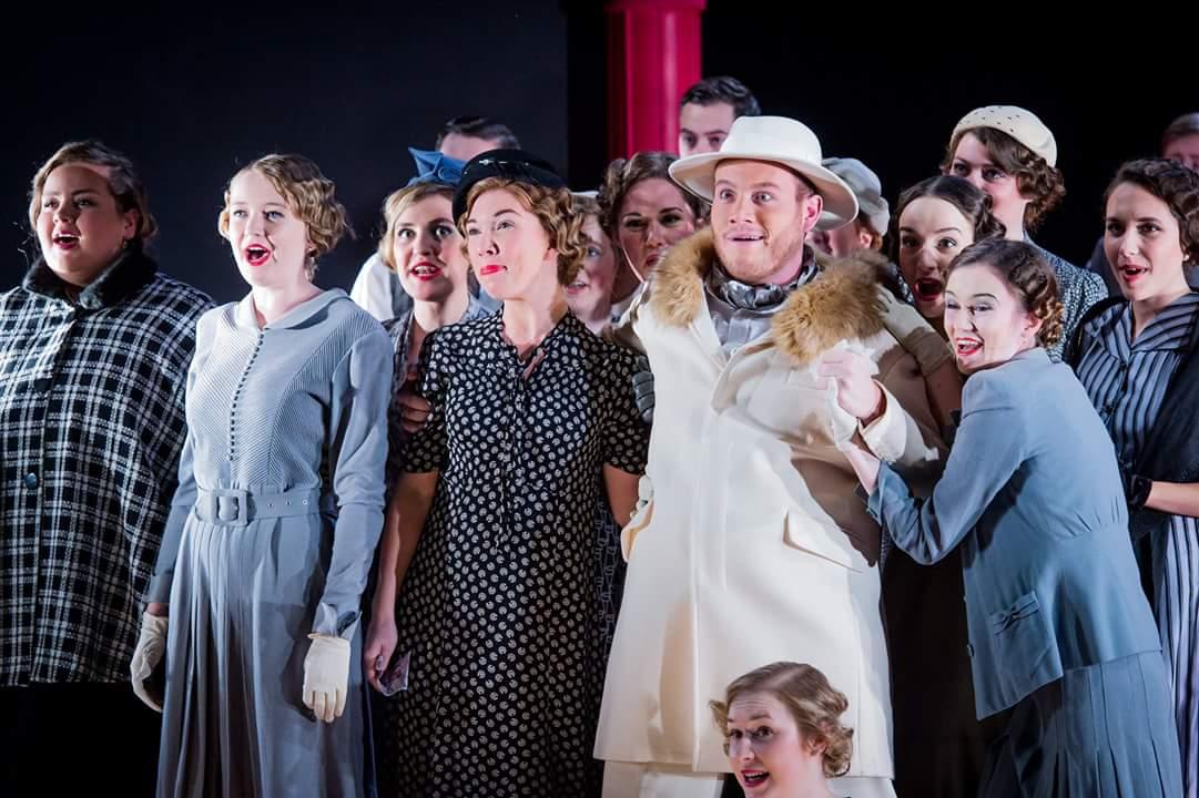 RNCM Chorus in La Vie Parisienne 2015
