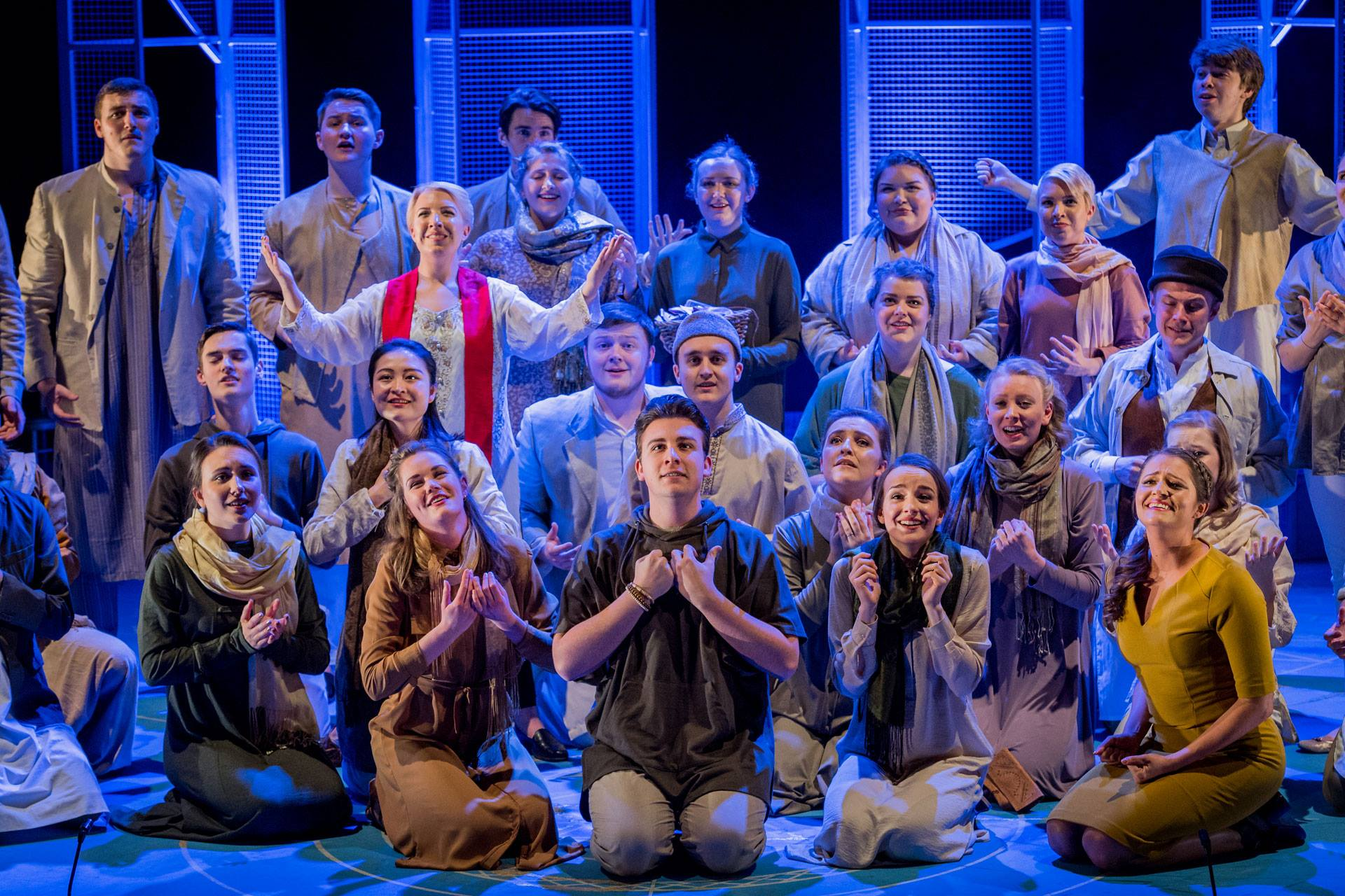 RNCM Chorus in Theodora 2016