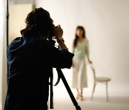 <オプションコース>プロによる写真撮影同行