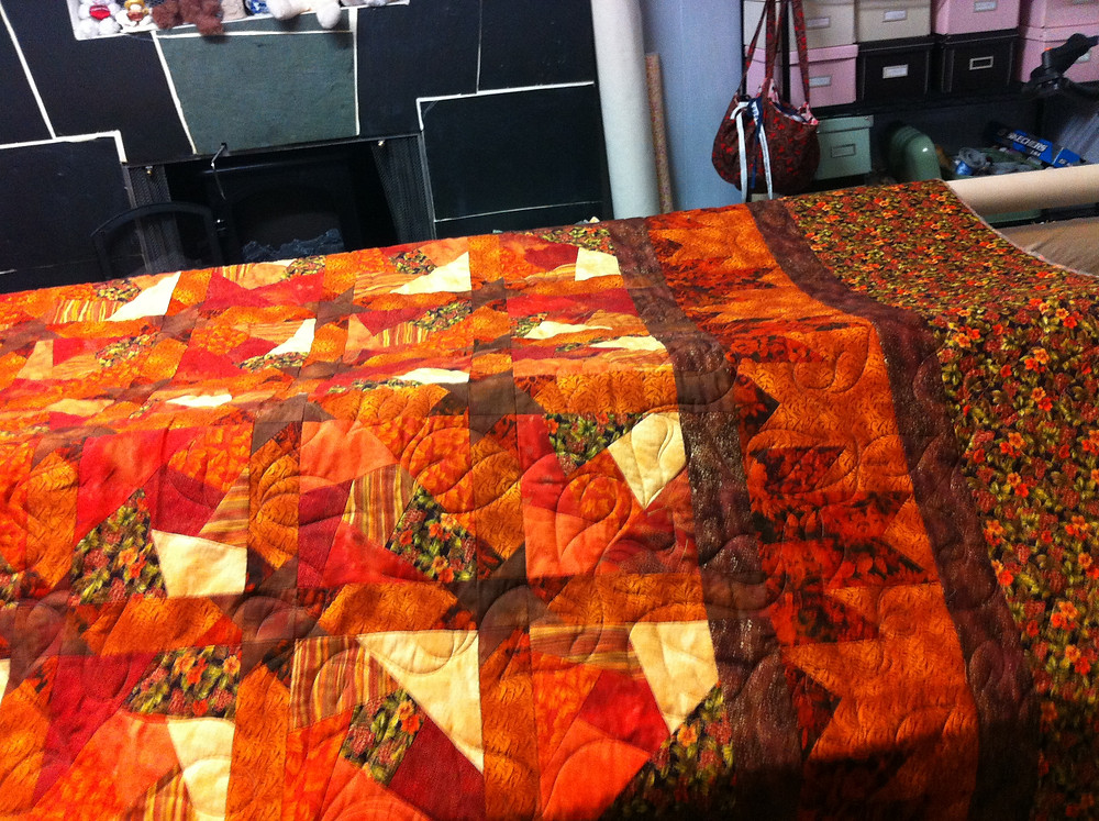 Barb's Fall Quilt
